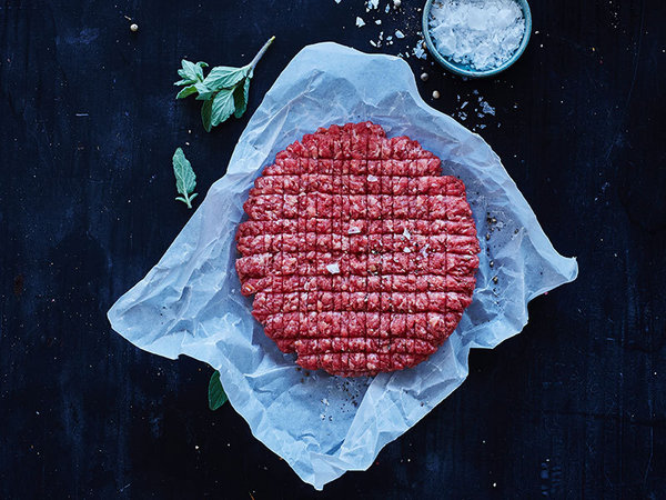 Crafted Burgerpatties Smoked-Dryage . tk // 200 g | 25 Stück / Karton